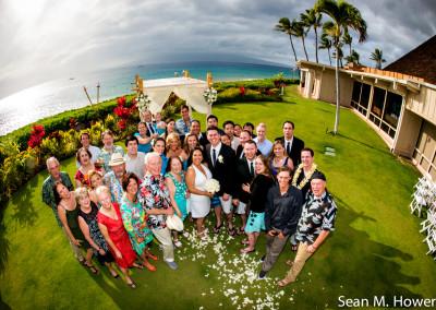Maui Wedding Photography at Royal Lahaina